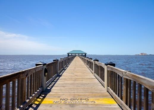 海泉湾, 密西西比, 美国