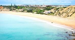 Παραλία Zavial