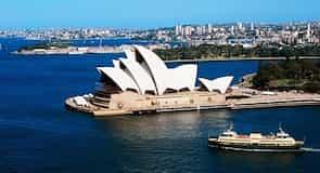Sidnejas Starptautiskais sanāksmju centrs
