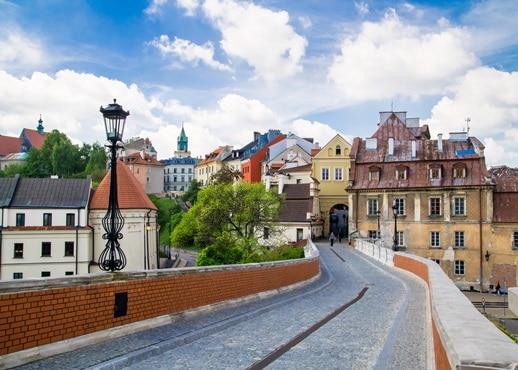 Lublin, Pologne