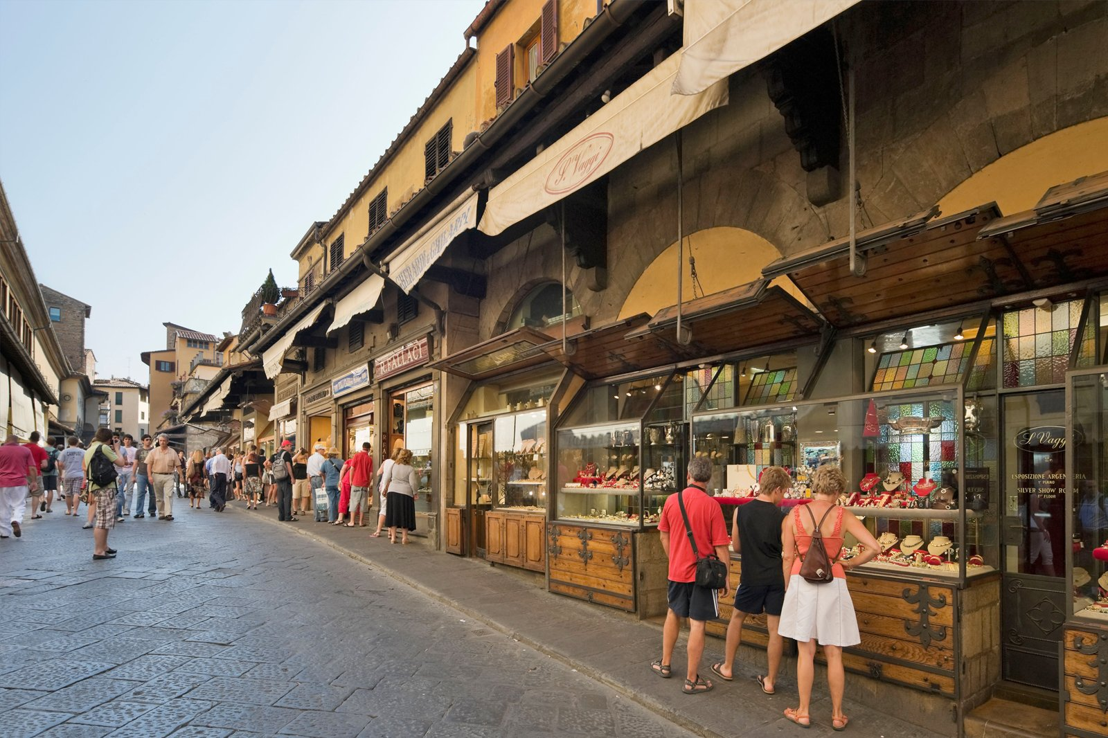 4 Places for Shopping on a Budget in Florence - Where to