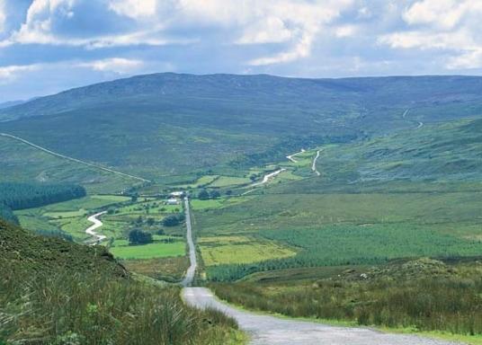 列特肯尼, 愛爾蘭