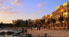 卡門海灘濱海碼頭