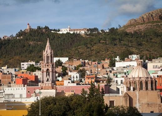Zacatecas, Zacatecas, Zacatecas (vŠetko), Mexiko