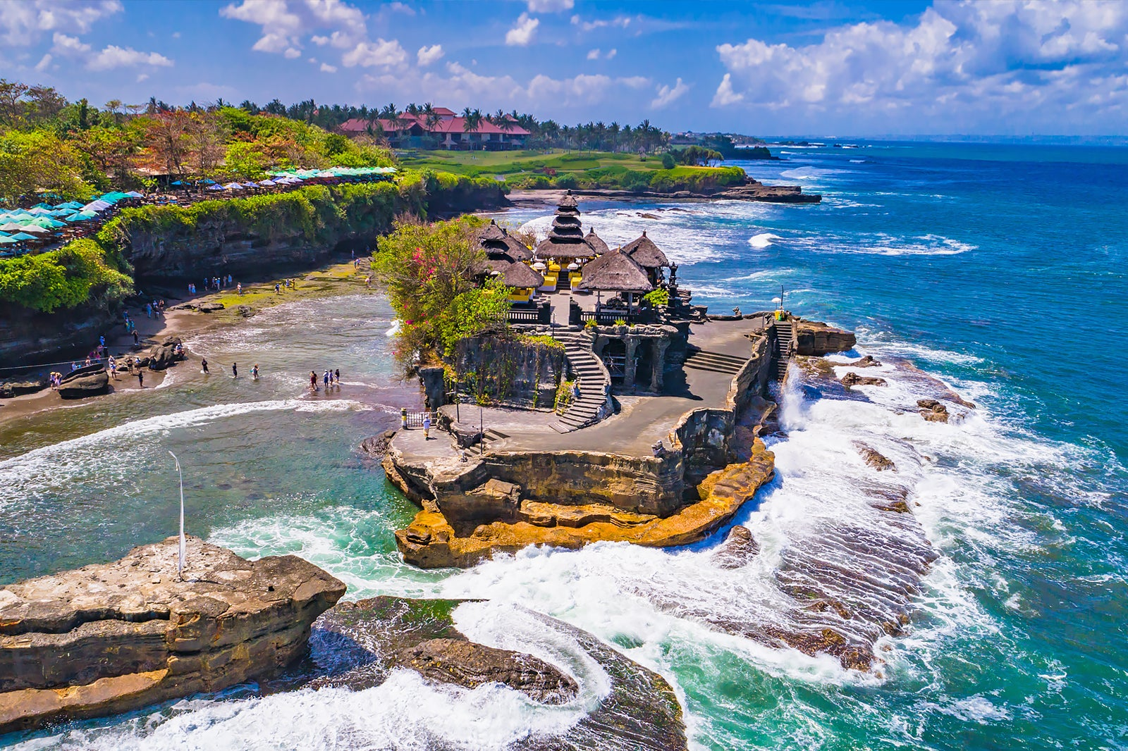 Bulan Tutup karena Corona Pariwisata Bali Resmi