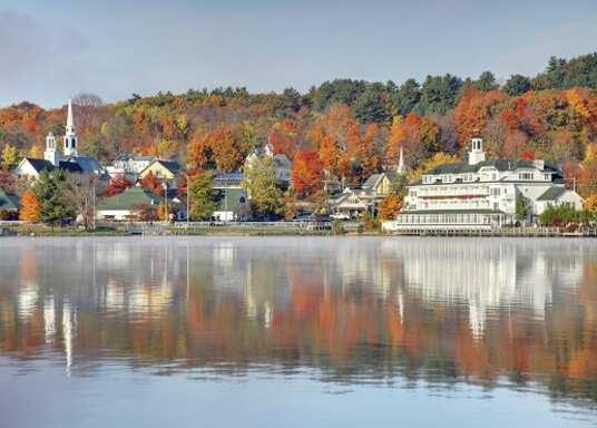 Weirs Beach, New Hampshire, Estados Unidos
