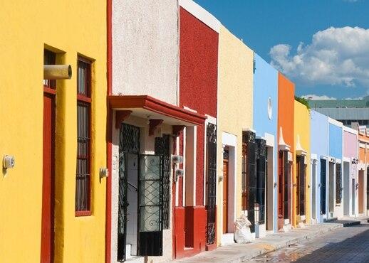 캄페체, 멕시코