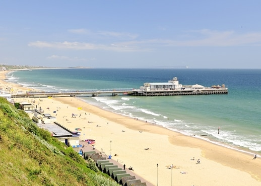 Bournemouth, Angleterre, Royaume-Uni