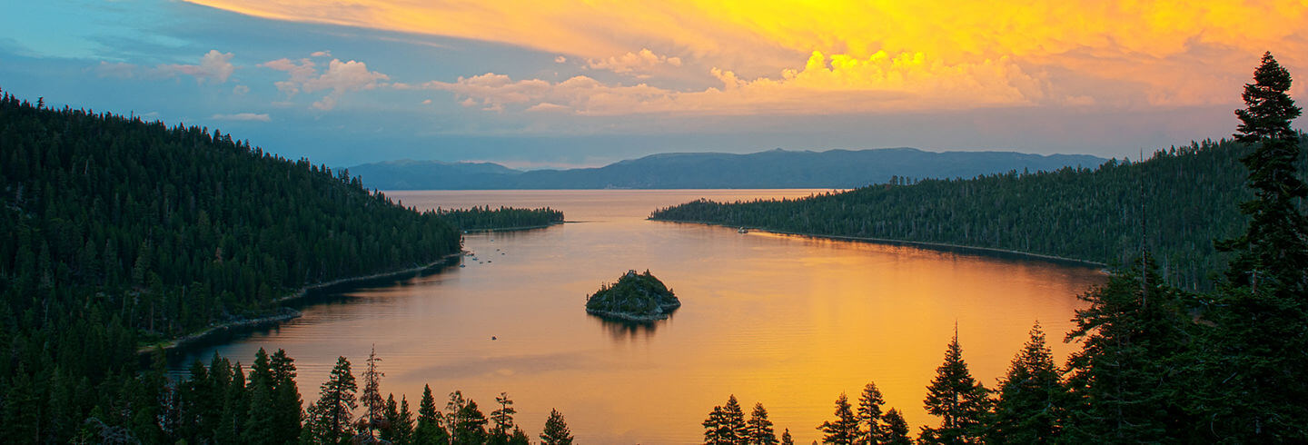 South Lake Tahoe, California