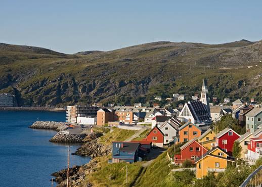 Hammerfest, Norge