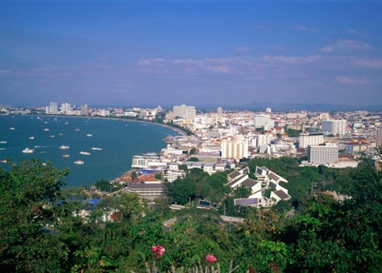 Na Kluea, Thailand