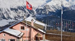 Corviglia Ski Resort