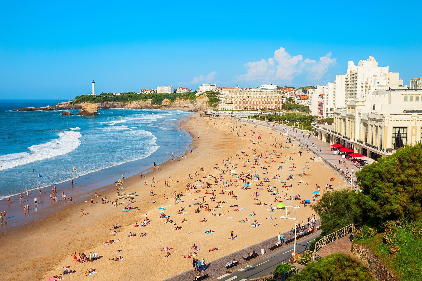 Alla Francese Posizione le 10 migliori spiagge di francia - alla scoperta delle