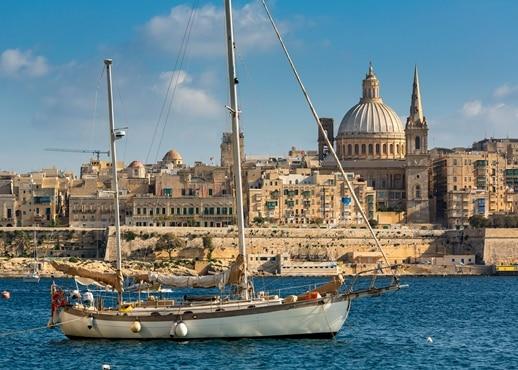 Valletta, Málta