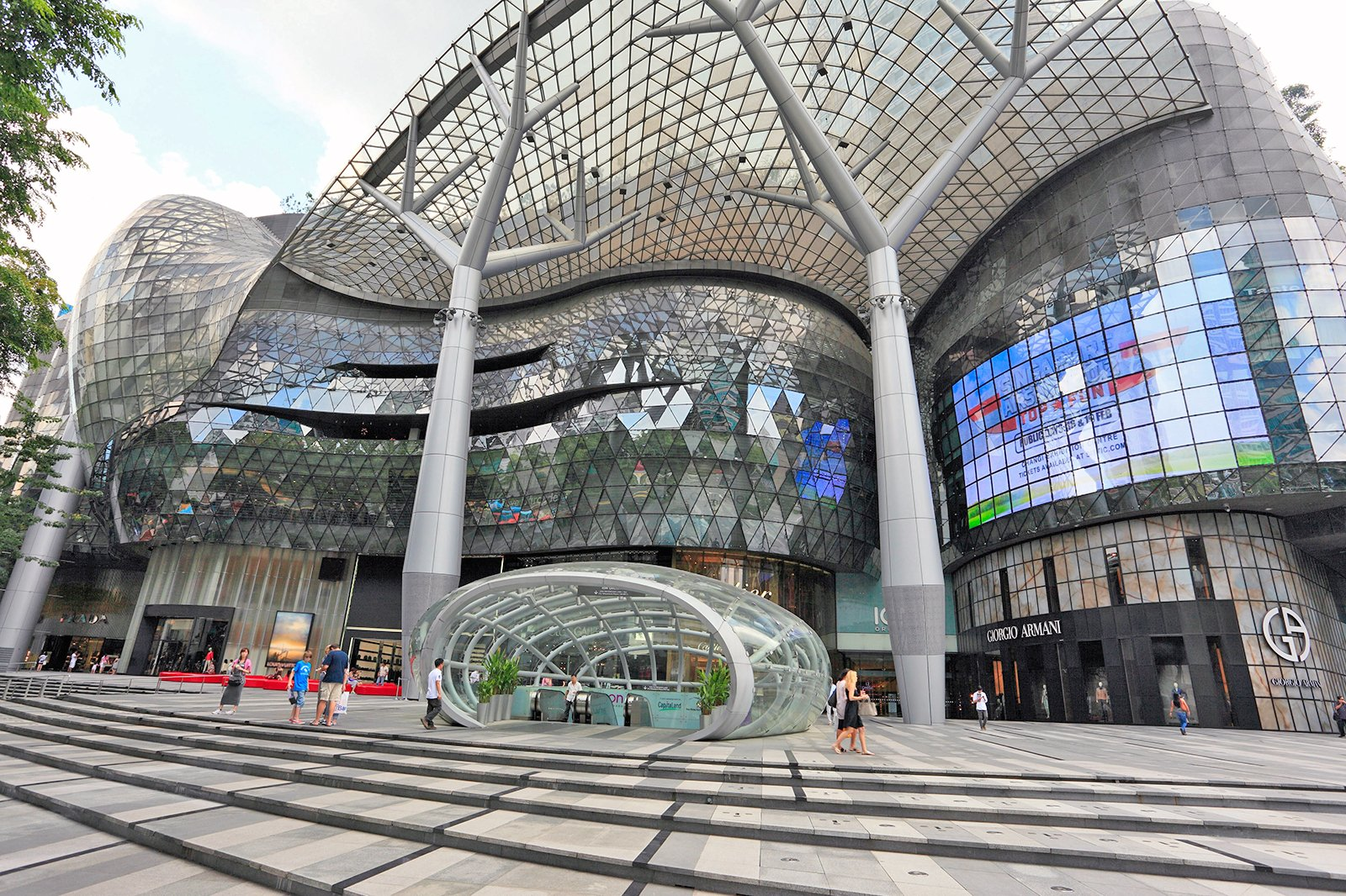 half off 578d9 b2e3f 16 Best Places to Go Shopping in Orchard Road - Where to ...