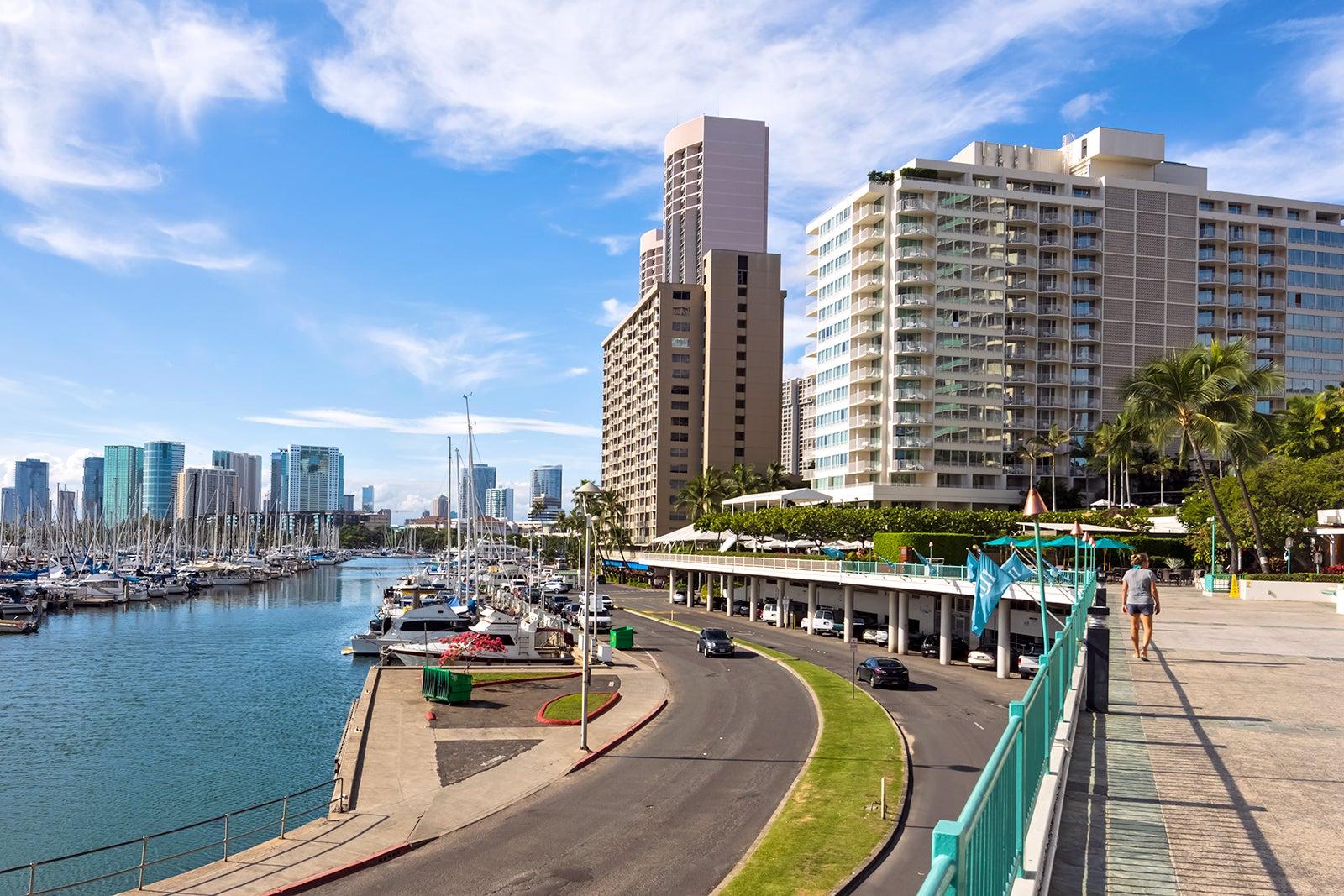Contea Di Honolulu Hawaii kit da viaggio per honolulu - informazioni utili per il tuo