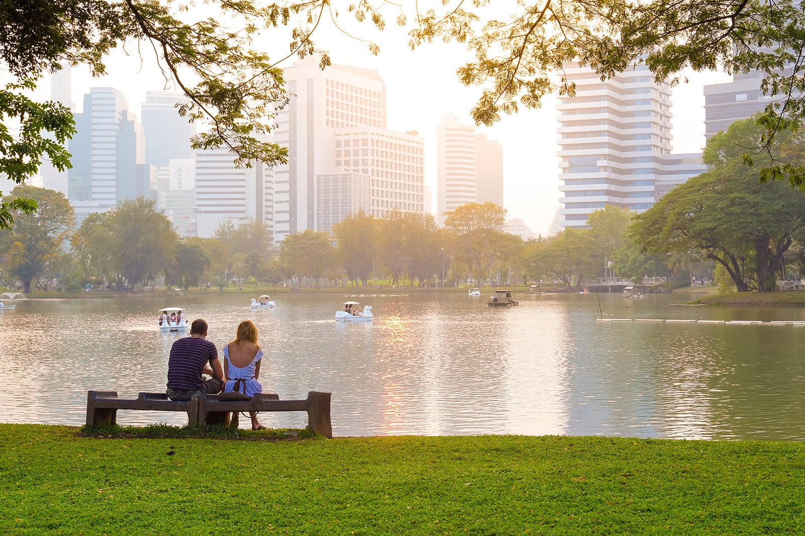 Lumpini Park in Bangkok - A Beautiful Green Space in Central Bangkok – Go Guides