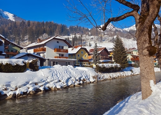 Bad Hofgastein, Østerrike