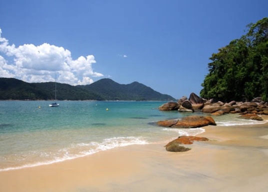 Praia da Fortaleza, Brazil