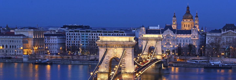 Budapeštas, Vengrija