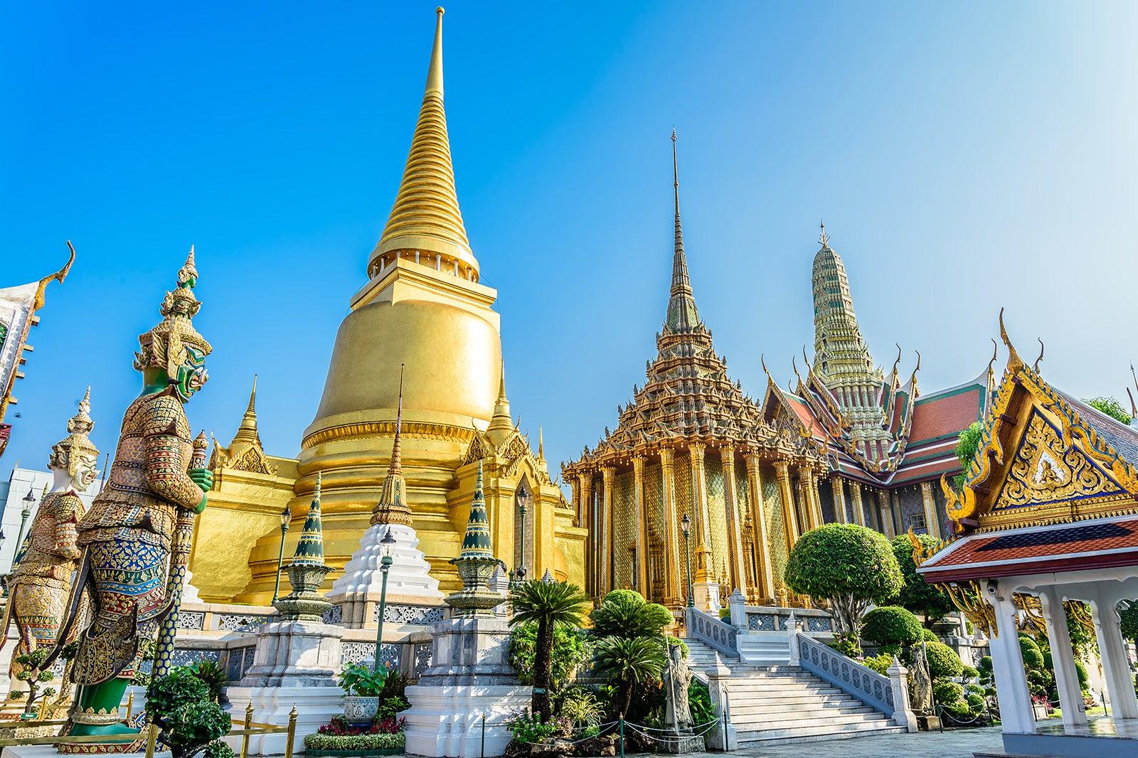 The Grand Palace in Bangkok - Must-See Bangkok Attraction – Go Guides