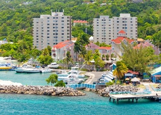 奧喬里奧斯 (及附近地區), 牙買加