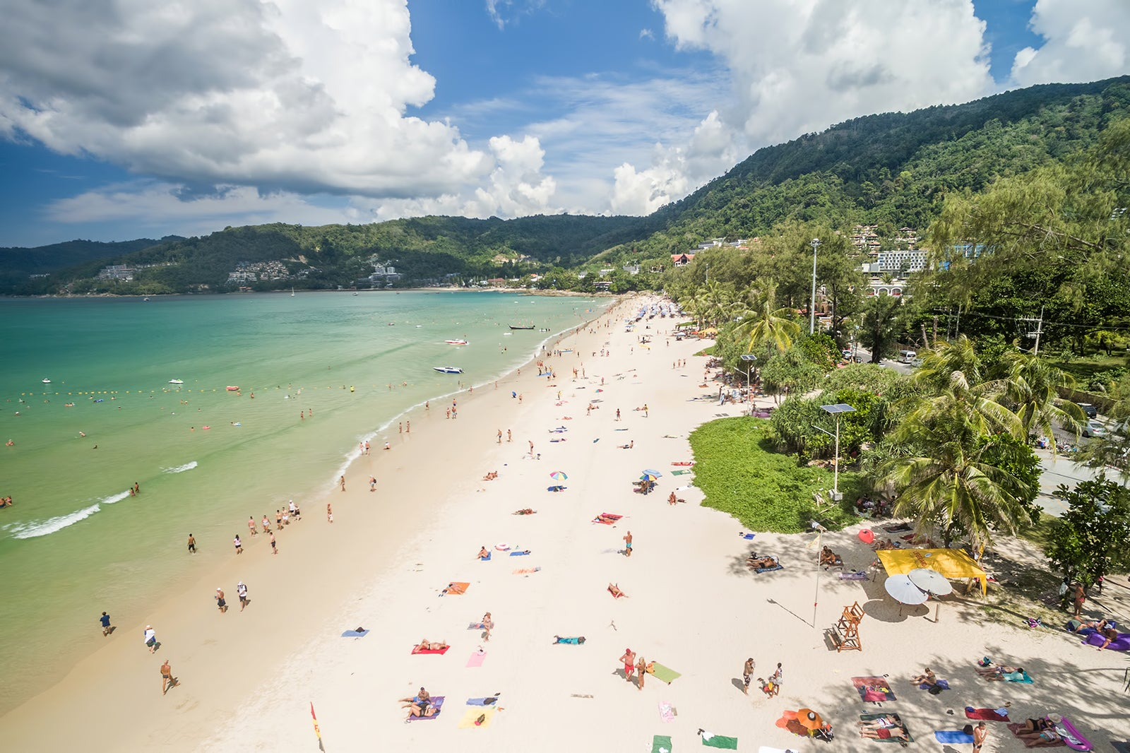 Patong Beach In Phuket Everything You Need To Know About Patong