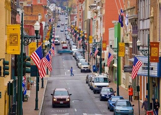 Staunton, Virginia, United States of America