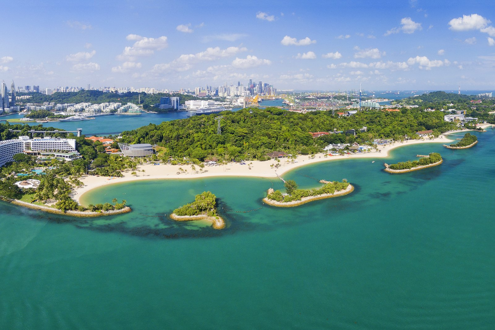 5 Islands near Singapore - Singapore's Best Island Escapes