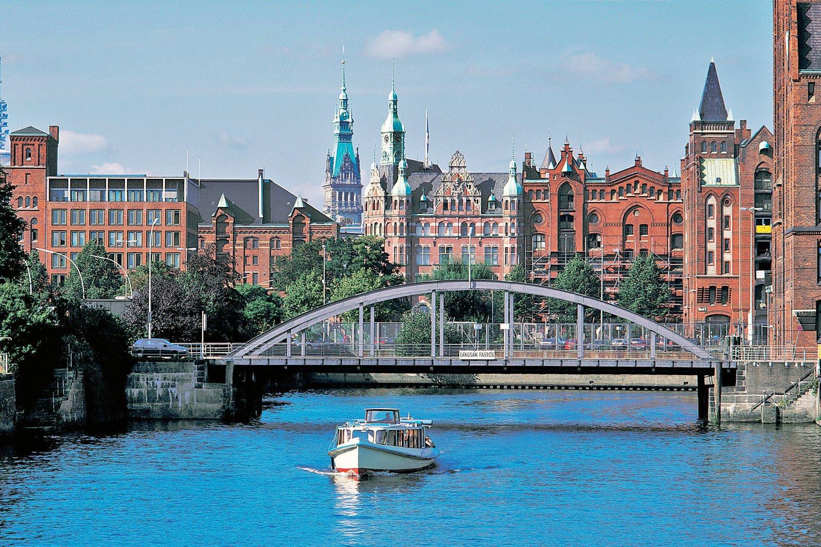 ваш гамбург фото города в сентябре один