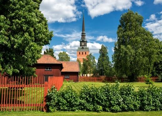 โมรา, สวีเดน