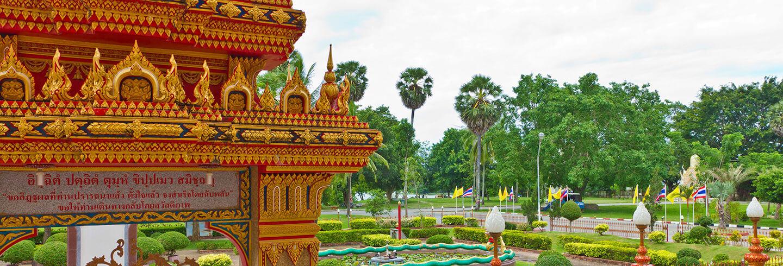 普吉岛, 泰国