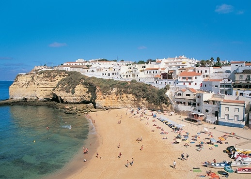 Carvoeiro, Portugal