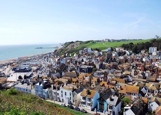 Hastings, Royaume-Uni