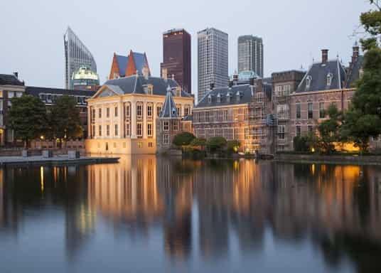 Haagse Hout, Nederland
