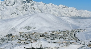 Wintersportort Le Fornet