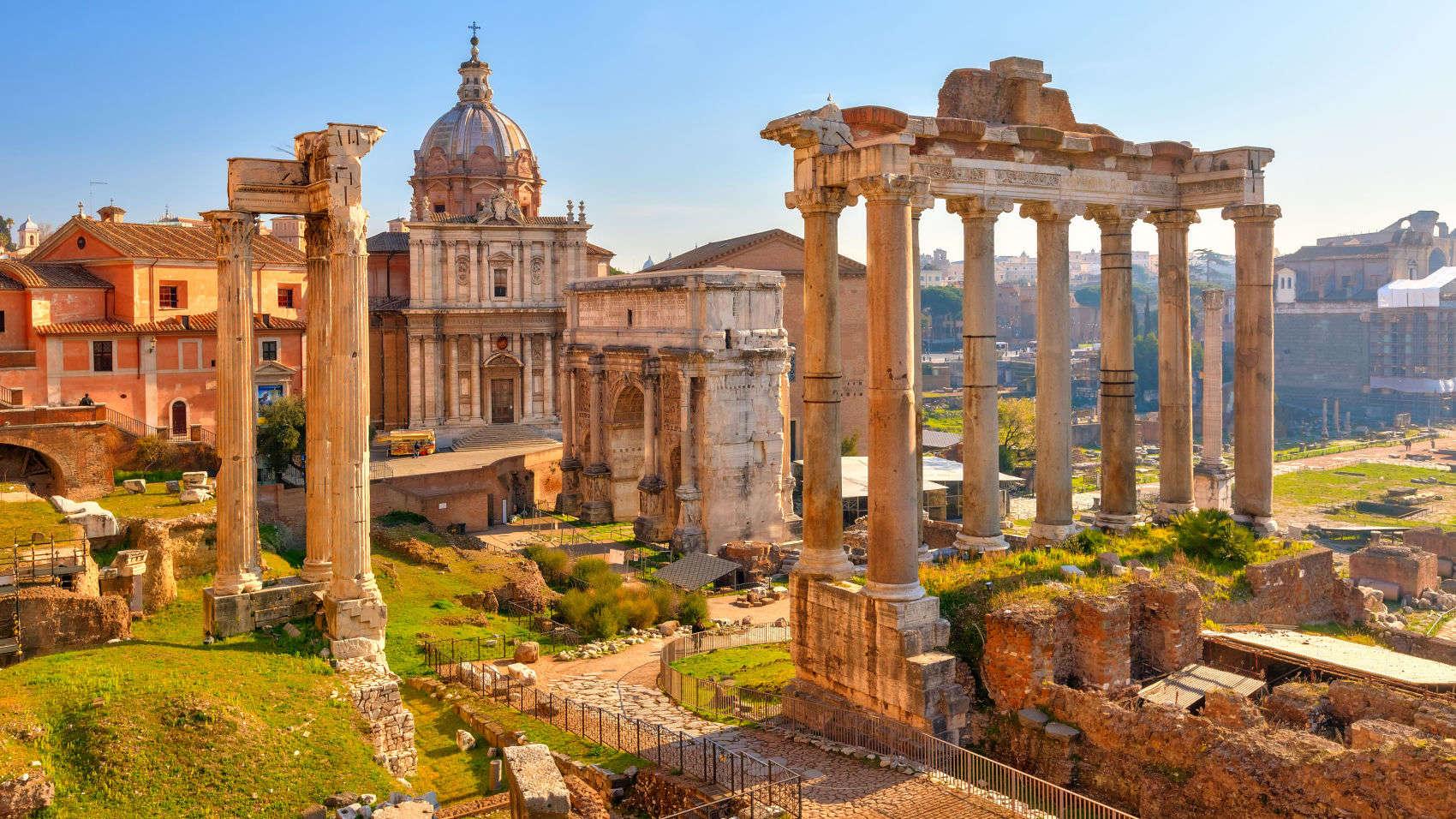 로마, 이탈리아