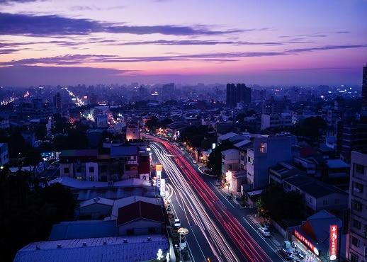 Chiayi (città), Taiwan
