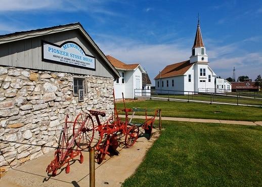 Dickinson, Pohjois-Dakota, Yhdysvallat