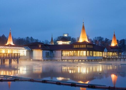 Heviz, Hungary