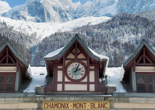 Chamonix-Mont-Blanc, Prantsusmaa