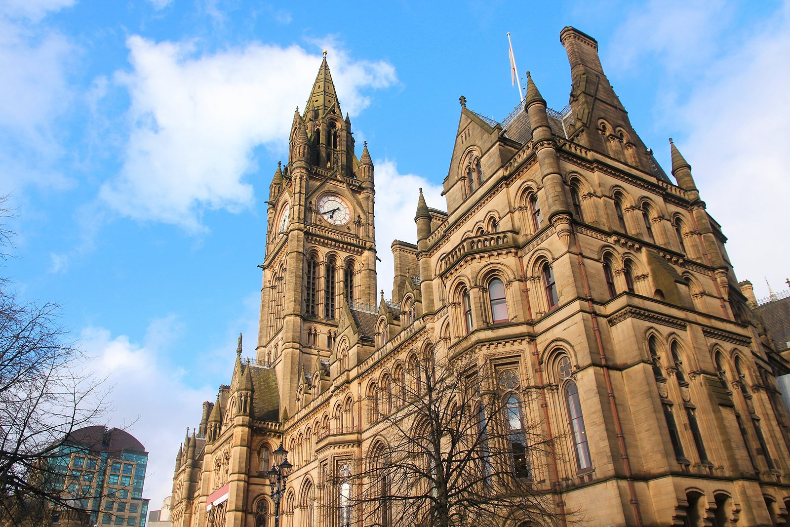 Manchester Travel Kit - Useful Information to Help You Start Your