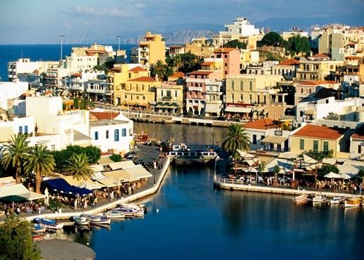 Agios Nikolaos, Hellas