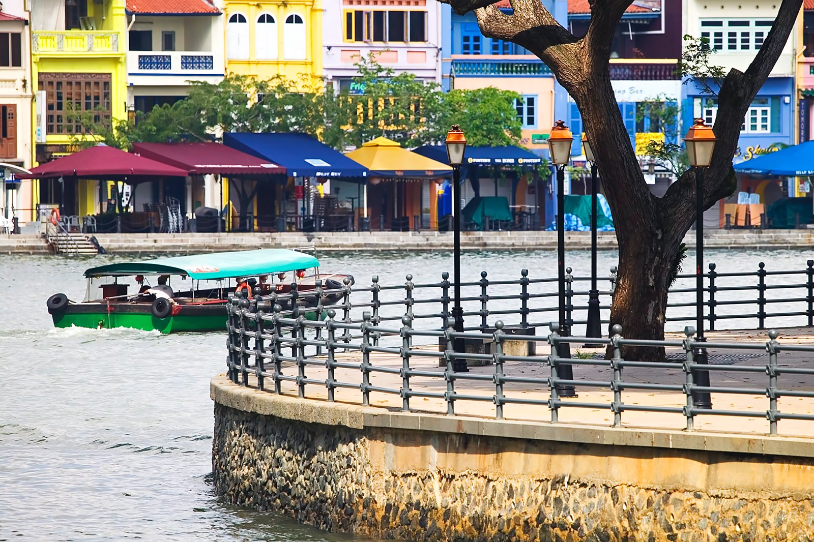 11 Best Things to Do in Clarke Quay - What is Clarke Quay