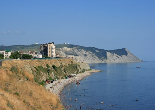 Anapa, Russie