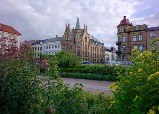 란스크로나, 스웨덴