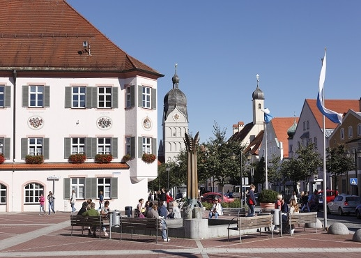 Kirchheim by Munich, Germany