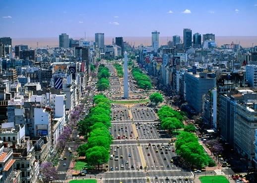 Monserrat, Argentiina