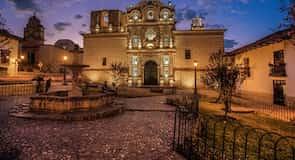 Cajamarca Plaza de Armas