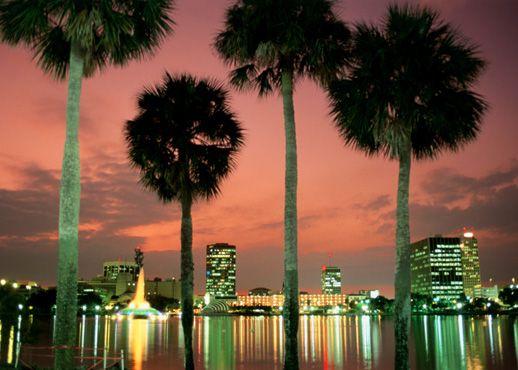 Orlando, Flórída